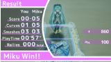 Miku Miku Hockey 2.0 ゲーム画面3