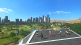 New みんなのGOLF ゲーム画面7