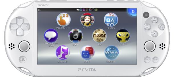 PS Vita Wi-Fi��ǥ� PCH-2000 ZA12