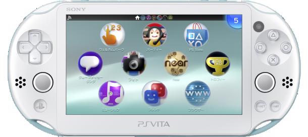 PS Vita Wi-Fi��ǥ� PCH-2000 ZA14