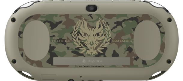 PS Vita��GOD EATER 2 Fenrir Edition PCHJ-10010