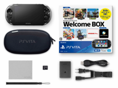 PS Vita Wi-Fi��ǥ� Welcome BOX PCHJ-10016