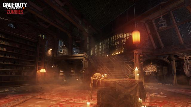 『コール オブ デューティ ブラックオプスIII』ゲーム画面