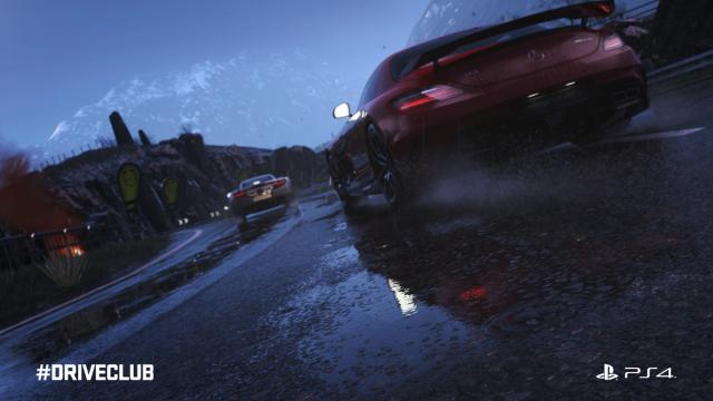 DRIVECLUB ゲーム画面6