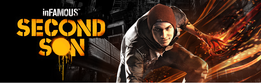 inFAMOUS Second Son バナー画像