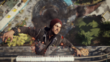 inFAMOUS Second Son ゲーム画面1