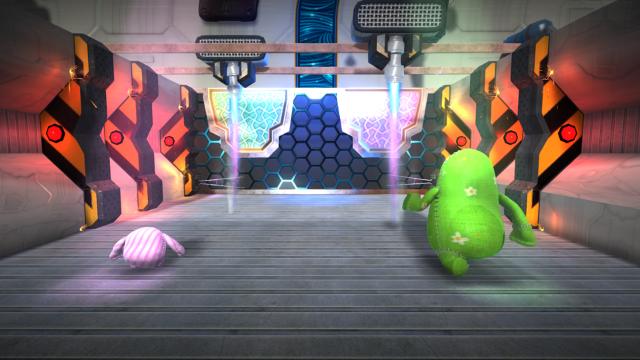 リトルビッグプラネット3 ゲーム画面4
