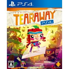 Tearaway PlayStation 4 ジャケット画像