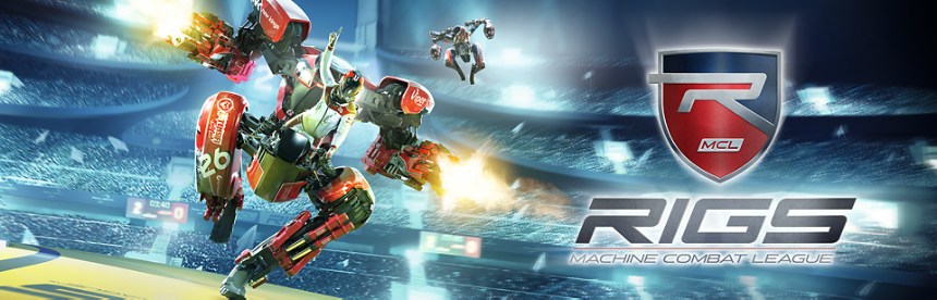 RIGS Machine Combat League バナー画像