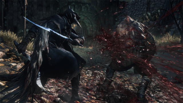 Bloodborne 初回限定版 ゲーム画面6