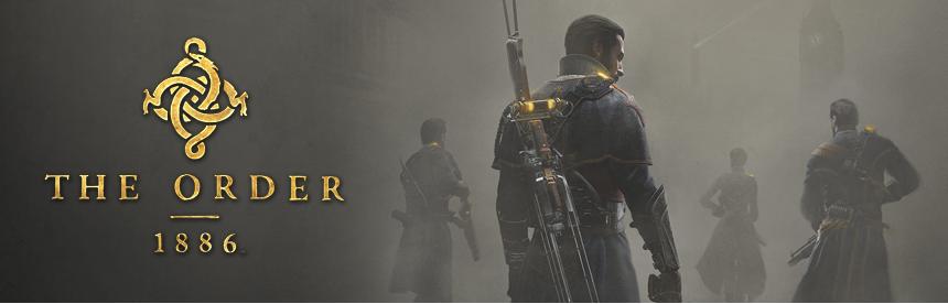 The Order: 1886 バナー画像