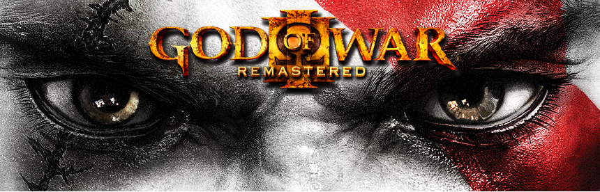 GOD OF WAR III Remastered バナー画像
