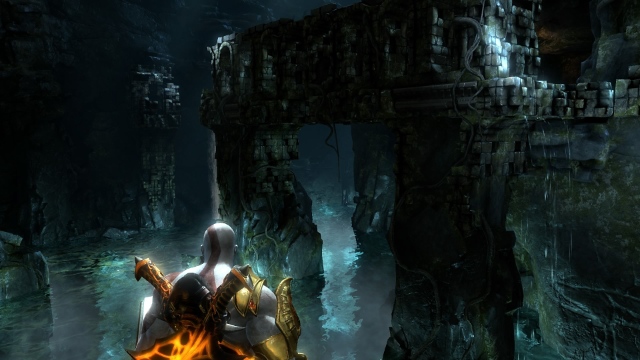 GOD OF WAR III Remastered ゲーム画面2