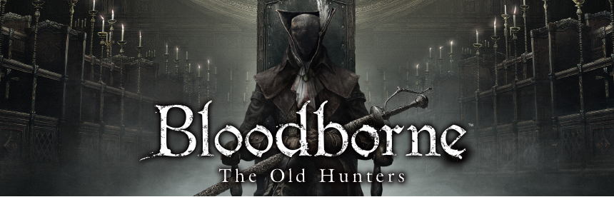 Bloodborne The Old Hunters Edition バナー画像