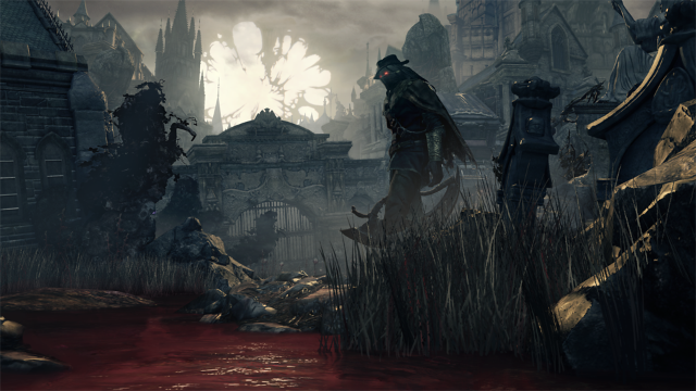 Bloodborne The Old Hunters Edition ゲーム画面2