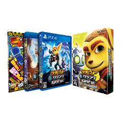 ラチェット&クランク THE GAME 超★スペシャル限定版 ジャケット画像