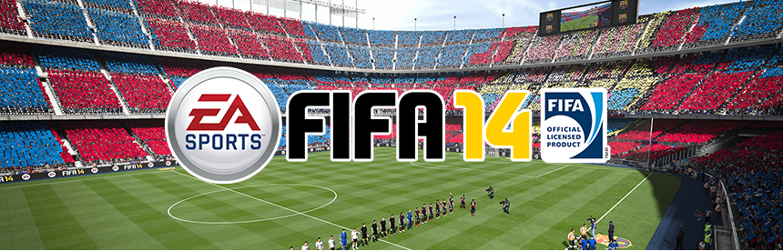 FIFA 14 ワールドクラスサッカー:イメージ画像1