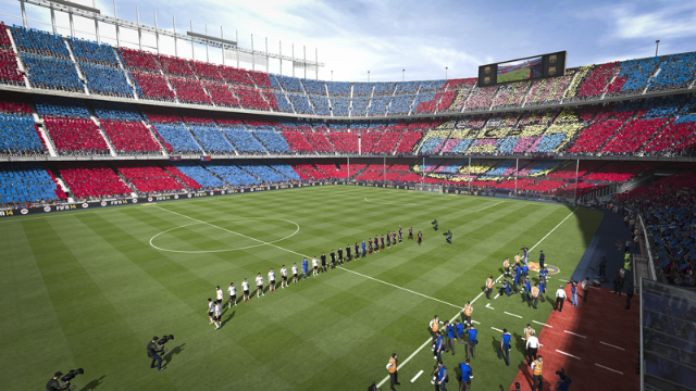 FIFA 14 ゲーム画面4