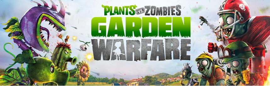 プラント vs. ゾンビ ガーデンウォーフェア:イメージ画像1