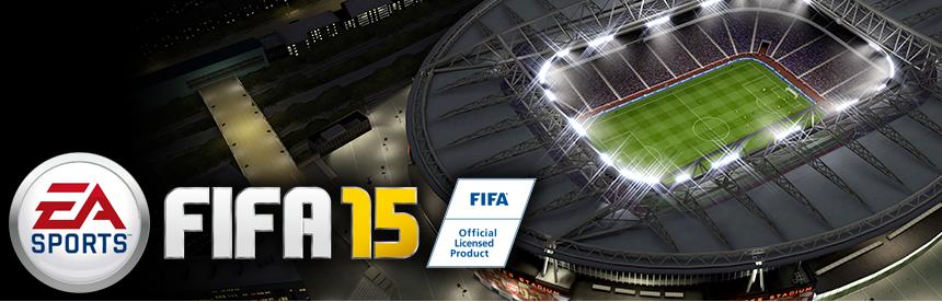 FIFA 15:イメージ画像1