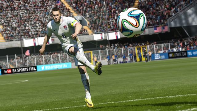 FIFA 15 ゲーム画面2