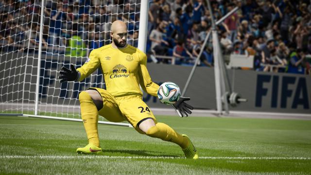 EA BEST HITS FIFA 15 ゲーム画面3