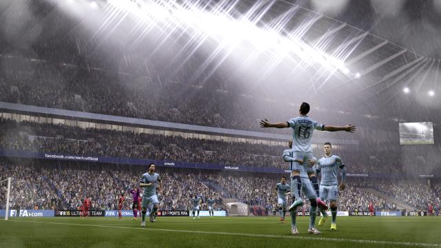 EA BEST HITS FIFA 15 ゲーム画面4