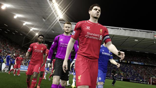 EA BEST HITS FIFA 15 ゲーム画面6