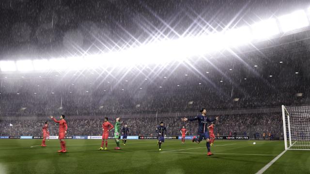 FIFA 15 ゲーム画面8