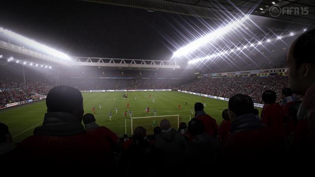 EA BEST HITS FIFA 15 ゲーム画面9