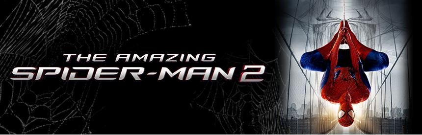 アメイジング・スパイダーマン2 バナー画像