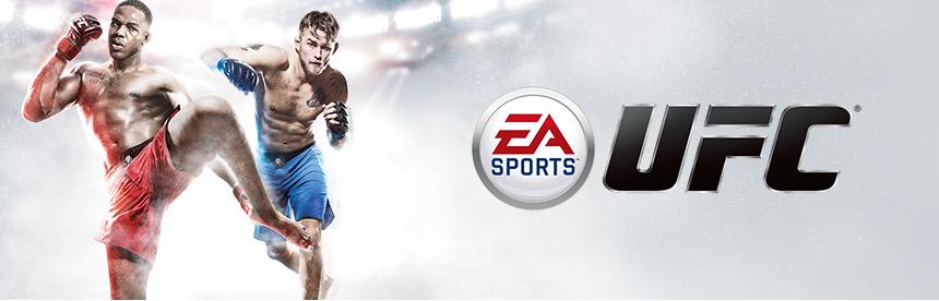 EA SPORTS UFC バナー画像