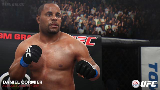 EA SPORTS UFC ゲーム画面2