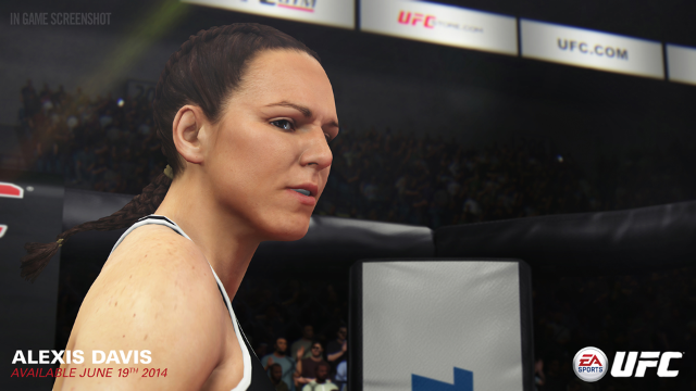 EA SPORTS UFC ゲーム画面4