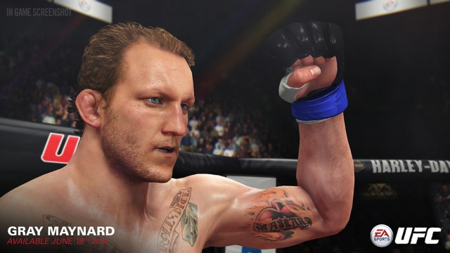 EA SPORTS UFC:イメージ画像5
