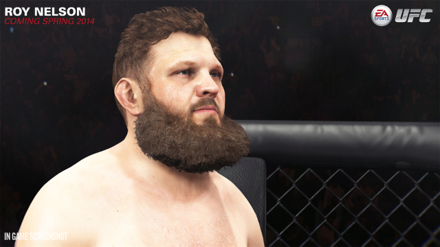 EA SPORTS UFC ゲーム画面9