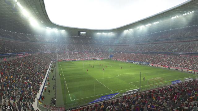 ワールドサッカー ウイニングイレブン 2015 ゲーム画面3