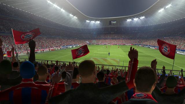 ワールドサッカー ウイニングイレブン 2015 ゲーム画面4