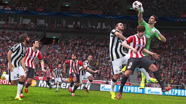 ワールドサッカー ウイニングイレブン 2015 ゲーム画面10