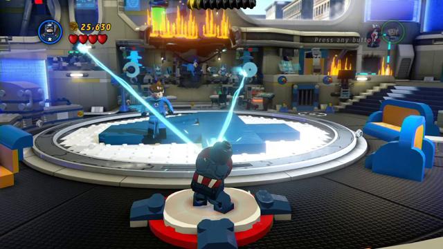 LEGO マーベル スーパーヒーローズ ザ・ゲーム:イメージ画像4