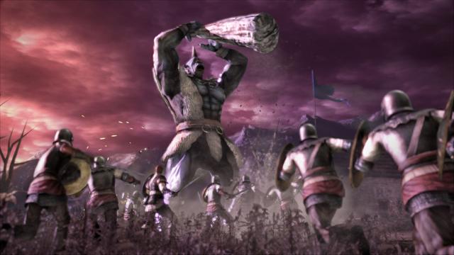 ブレイドストーム 百年戦争&ナイトメア ゲーム画面3