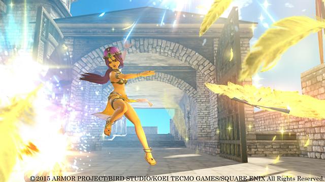ドラゴンクエストヒーローズ 闇竜と世界樹の城 ゲーム画面6