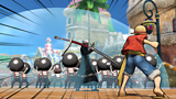 ワンピース 海賊無双3 ゲーム画面3