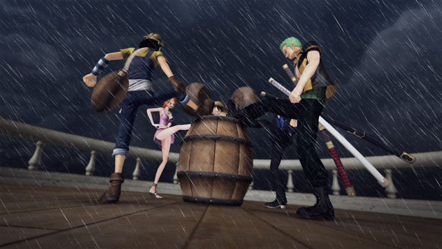 ワンピース 海賊無双3 ゲーム画面8