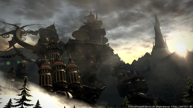 ファイナルファンタジーXIV: 蒼天のイシュガルド:イメージ画像5
