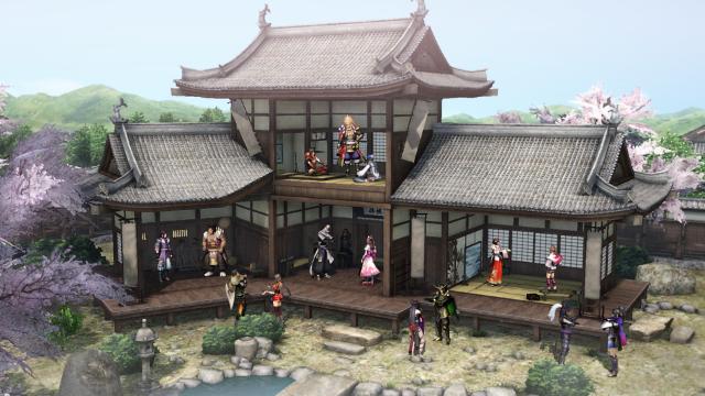 戦国無双4 Empires ゲーム画面8