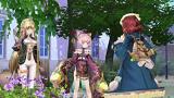 ソフィーのアトリエ ~不思議な本の錬金術士~ ゲーム画面2