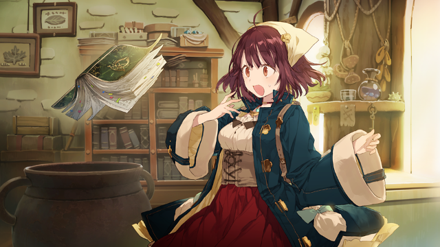 ソフィーのアトリエ 〜不思議な本の錬金術士〜:イメージ画像3