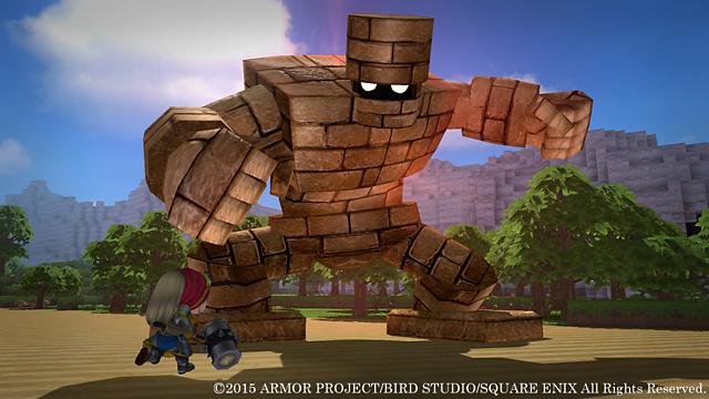 ドラゴンクエストビルダーズ アレフガルドを復活せよ ゲーム画面9