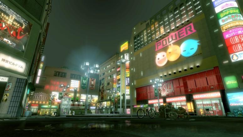 『龍が如く 極』ゲーム画面